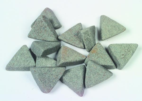 Edelstahl Steel Finishing Pins f/ür magnetisch Tumbler Polierer Polieren Pins 0,50/x 5/mm